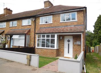 Thumbnail 4 bed end terrace house for sale in Swanzy Road, Sevenoaks