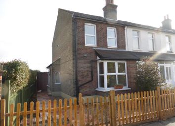 Thumbnail 2 bed end terrace house to rent in East Street, Bexleyheath, Kent