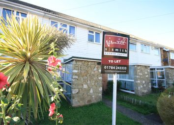 Thumbnail 3 bed terraced house to rent in Saville Crescent, Ashford