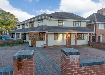 Thumbnail 4 bed semi-detached house for sale in Sycamore Road, Walsall, West Midlands