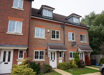 Thumbnail 4 bed town house for sale in Rhodfa'r Llyn, Chester