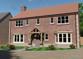 Thumbnail 5 bedroom detached house for sale in Thorne Lane, Scothern, Lincoln