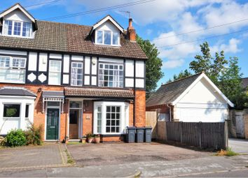 Thumbnail 4 bed semi-detached house for sale in Selly Oak Road, Birmingham