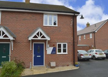 Thumbnail 2 bed semi-detached house for sale in Bugle Crescent, Shaftesbury