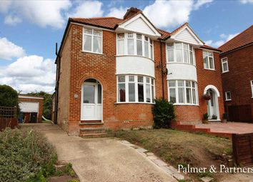 Thumbnail 3 bed semi-detached house for sale in Ascot Drive, Ipswich