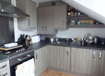 Thumbnail 1 bed flat to rent in Y Bae, Bangor