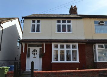 Thumbnail 3 bed semi-detached house to rent in Lynwood Gardens, Walton, Liverpool