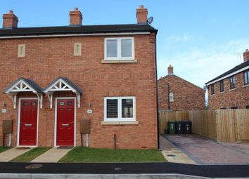 Thumbnail 3 bed end terrace house for sale in Damson Close, Welford On Avon, Stratford-Upon-Avon