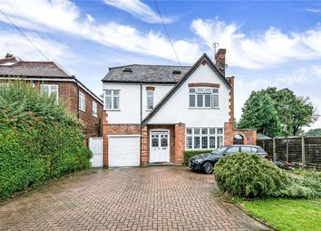 Thumbnail 5 bed detached house for sale in Spring Court Road, Enfield