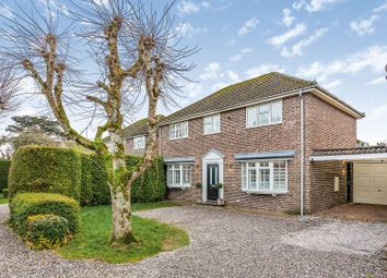 Thumbnail 4 bed detached house for sale in Speen Place, Newbury