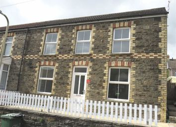 Thumbnail 4 bed end terrace house for sale in Foundry Road, Hopkinstown, Pontypridd