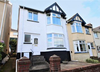 Thumbnail 4 bed end terrace house for sale in Stansfeld Avenue, Paignton