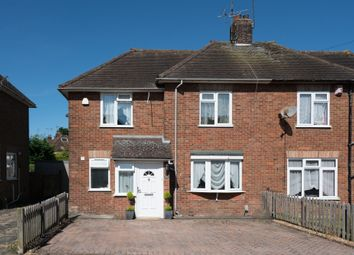 Thumbnail 4 bed semi-detached house for sale in Benning Avenue, Dunstable