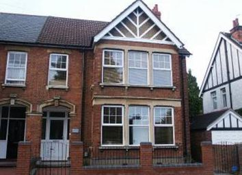 Thumbnail 1 bed flat to rent in Kingsley Road, Bedford