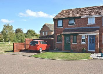 Thumbnail 2 bed semi-detached house for sale in Venners Water, Didcot