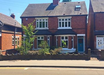 Thumbnail 4 bed semi-detached house for sale in Newport Road, Stafford