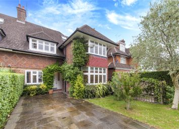 Thumbnail 5 bed semi-detached house for sale in Hocroft Avenue, The Hocrofts, London