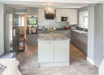Thumbnail 3 bed detached bungalow for sale in Hawkridge, West Hunsbury, Northampton