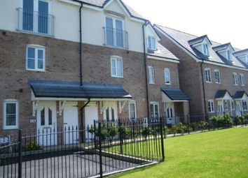 Thumbnail 4 bed terraced house for sale in Mears Beck Close, Heysham, Morecambe, Lancashire