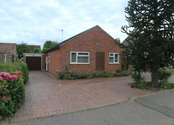 Thumbnail 3 bed detached bungalow for sale in Gravel Hill Way, Dovercourt, Harwich