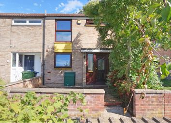 Thumbnail 3 bed end terrace house for sale in Page Close, Calne