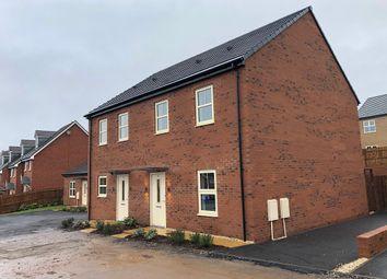 3 bed semi-detached house for sale in Encore, Grafton Road, Brizlincote, Burton-Upon-Trent DE15