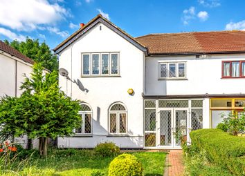 Thumbnail 4 bed semi-detached house for sale in Coombe Road, Croydon