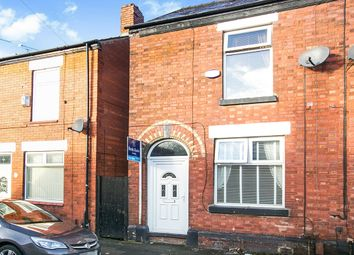 Thumbnail 2 bed terraced house for sale in George Street East, Offerton, Stockport
