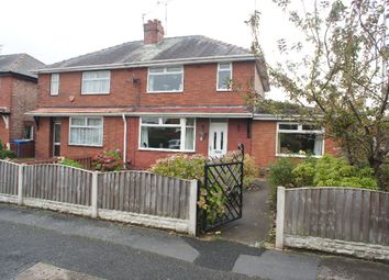 Thumbnail 3 bed semi-detached house for sale in Bruche Avenue, Bruche, Warrington