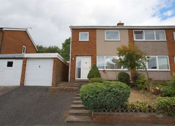 Thumbnail 3 bed semi-detached house for sale in Romany Way, Appleby, Cumbria