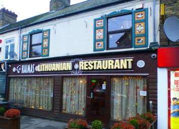 Thumbnail Restaurant/cafe for sale in Lincoln Road, Peterborough