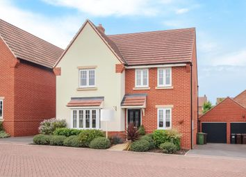 Thumbnail 4 bedroom detached house for sale in Ash Way, Didcot