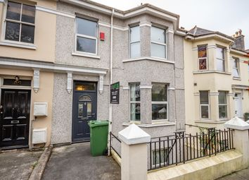 Thumbnail 6 bedroom shared accommodation to rent in Connaught Avenue, Mutley, Plymouth