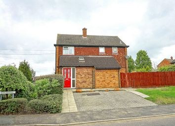 Thumbnail 3 bedroom end terrace house for sale in Bath Crescent, Wyton-On-The-Hill, Huntingdon, Cambridgeshire