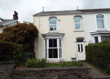 Thumbnail 4 bed semi-detached house for sale in 40 De La Beche Road, Sketty, Swansea