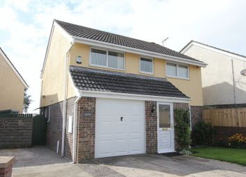 Thumbnail 4 bed detached house for sale in Monmouth Way, Boverton, Llantwit Major