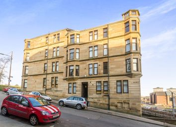 Thumbnail 2 bed flat for sale in Firhill Road, Glasgow