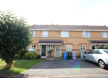 Thumbnail 2 bed terraced house for sale in Redgrave Close, Kettering