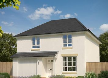 """Thumbnail 4 bedroom detached house for sale in """"Bothwell"""" at Coatbridge"""
