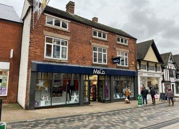 Thumbnail Leisure/hospitality for sale in 28-30 High Street, Uttoxeter, Staffordshire