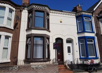 Thumbnail 3 bed terraced house for sale in Lenthall Street, Liverpool