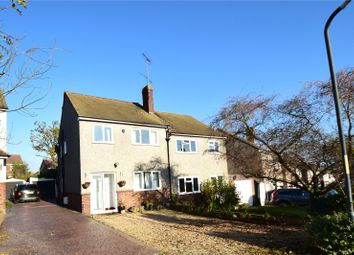 Thumbnail 5 bed semi-detached house for sale in Homefield Close, Swanley, Kent