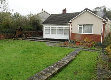 Thumbnail 3 bed bungalow for sale in The Avenue, Ystrad Mynach, Caerphilly