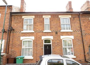 Thumbnail 2 bed terraced house to rent in Gawthorne Street, New Basford, Nottingham