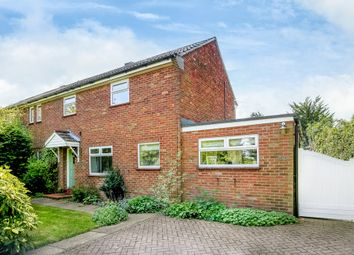 Thumbnail 3 bedroom semi-detached house for sale in Moot Way, Woodhurst, Cambridgeshire