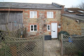 Thumbnail 2 bed terraced house to rent in The Apartment, Botany Farm, Bradley Road, Warminster