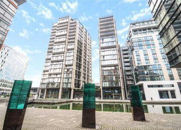 Thumbnail 1 bedroom flat for sale in 3 Merchant Square, Paddington