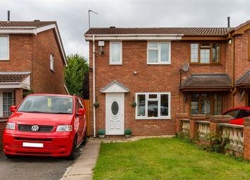 Thumbnail 2 bed semi-detached house to rent in Snipe Close, Featherstone, Wolverhampton, Staffordshire