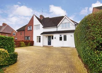 Thumbnail 3 bed semi-detached house for sale in Uley Road, Dursley, Gloucestershire, .