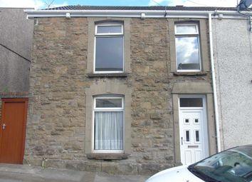 Thumbnail 3 bedroom end terrace house for sale in Clyndu Street, Morriston, Swansea